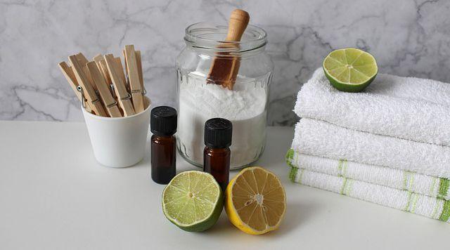 Detergente en polvo ecológico