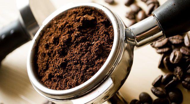 Reciclar borra de café