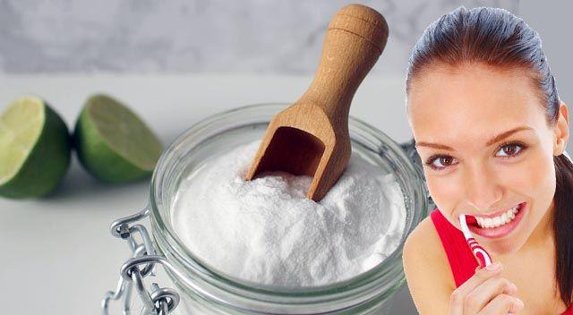 Enjuague bucal casero bicarbonato