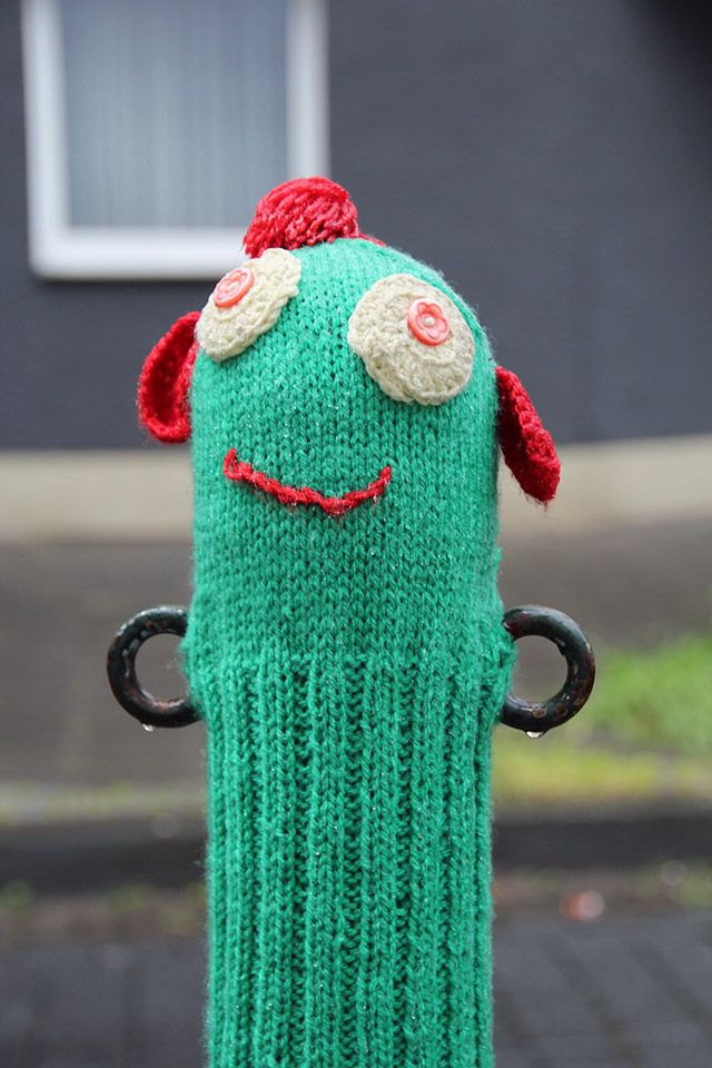 Marioneta de calcetin