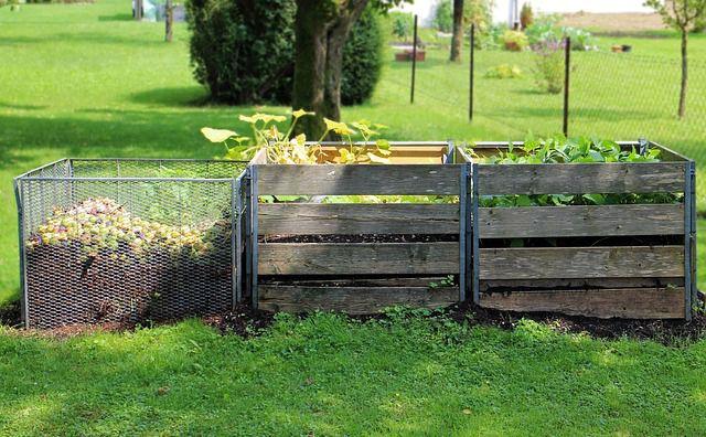 compost casero para la huerta