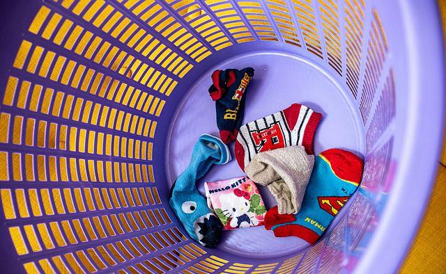 medias calcetines reciclaje