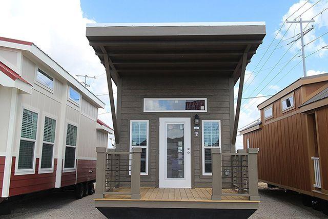 Mini casa rodante para vacionar o vivir