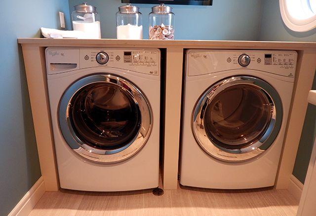 Cuarto de lavado: Cómo ahorrar dinero mientras ayudas al planeta.