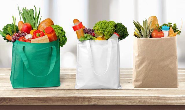 Bolsas reutilizables ecológicas