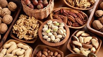 Frutos secos ecológicos y orgánicos