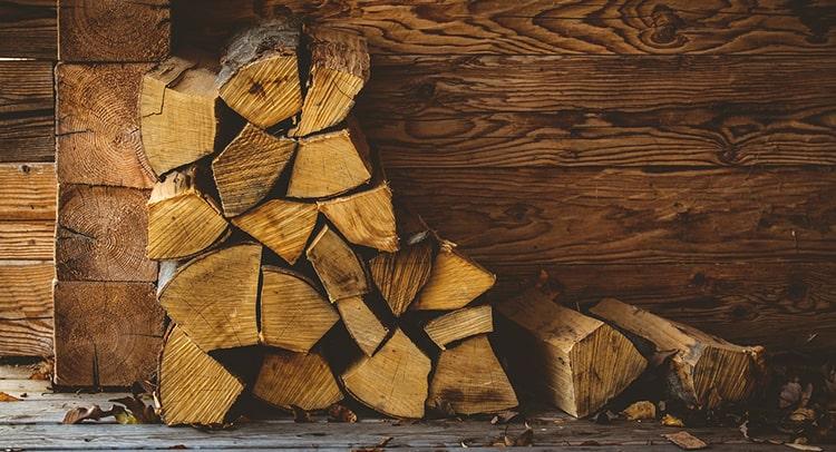 Leña de madera