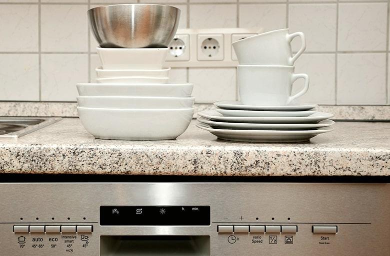 hacer lavavajillas casero con bicarbonato