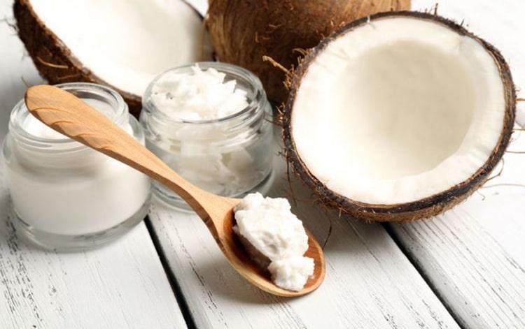 aceite de coco virgen y orgánico