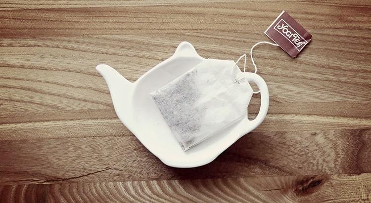 bolsa de té