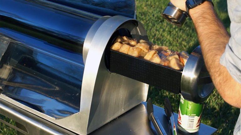 Ventajas de la Cocina solar