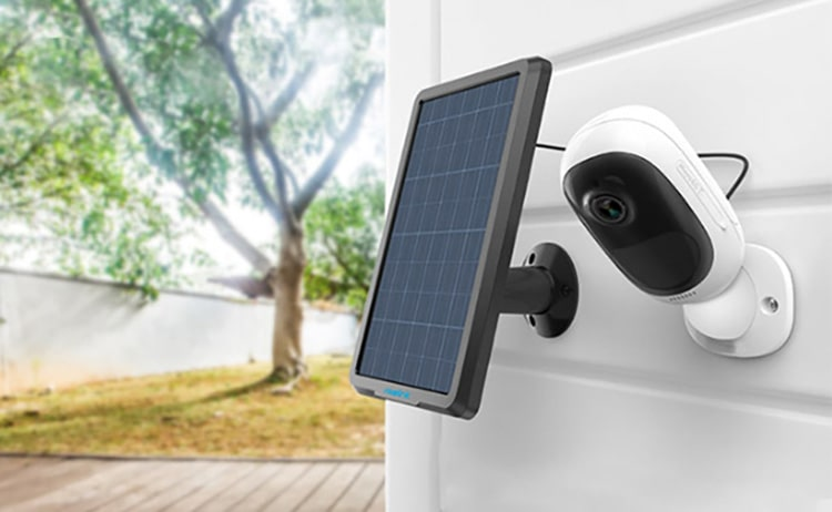 mejor cámara de vigilancia solar