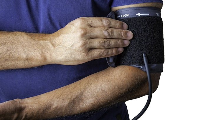 presión sanguínea