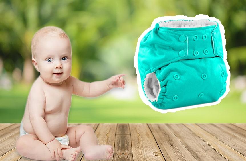 bebé ecológico