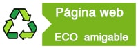 Pagina web 100% eco amigable