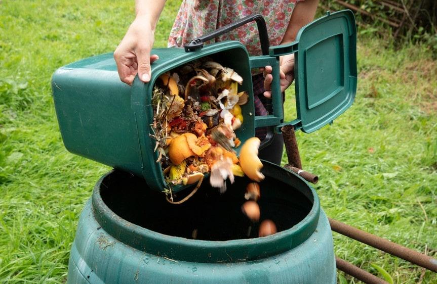 Cómo evitar que el compost huela mal